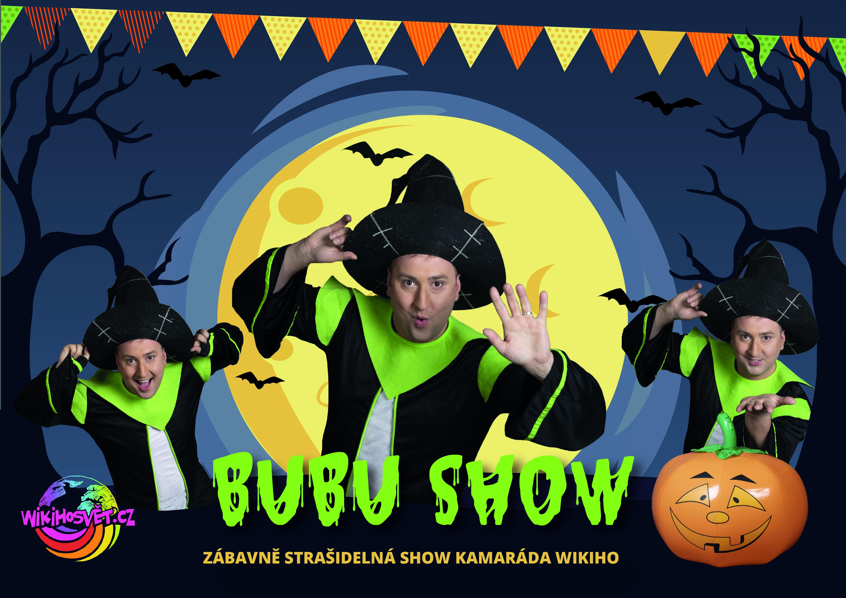BUBU-carodejnice-promo